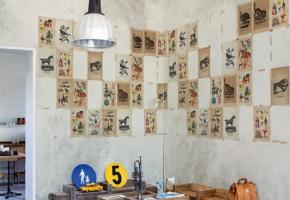 Фото - Обои для стен Wall&Deco - 250407>