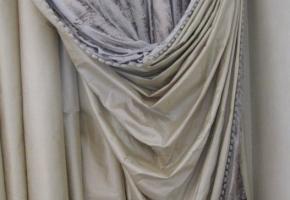 Фото - Ткани в стиле ампир - дворцовая роскошь в интерьере - 443672>