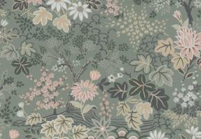 Фото - Обои с цветами в скандинавском стиле - 507303>