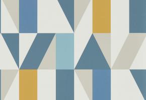 Фото - Обои геометрические в скандинавском стиле - 368412>