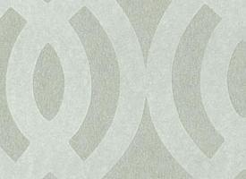 Фото - Геометрические обои на стену голубого цвета - 218929>