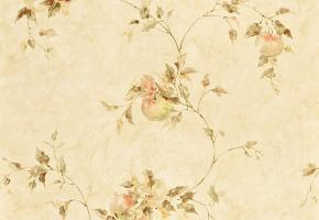 Фото - Розовые виниловые обои на стену - 215512>