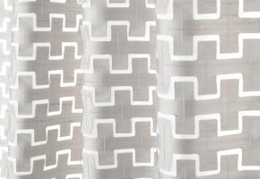 Фото - Серебристые ткани для штор - 452462>