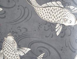 Фото - Обои на стену с животными серого цвета - 217077>