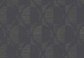 Фото - Обои на стену в стиле арт деко черного цвета - 488808>