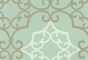 Фото - Серебристые флизелиновые обои на стену - 221216>