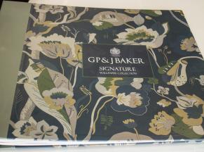 Signature новая коллекция обоев от GP&JВaker