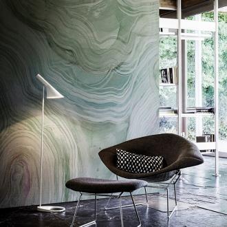 Wall&Deco 2016 Contemporary Wallpaper Trap-stratch