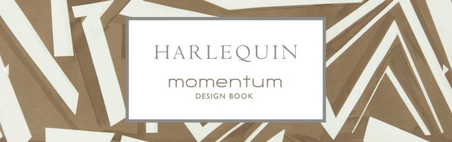 Harlequin представляет новую серию коллекций Momentum